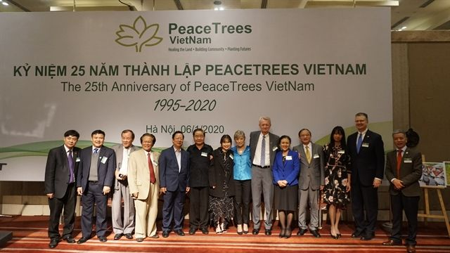 PeaceTrees Vietnam Marks 25 Years of Reconciliation and Demining