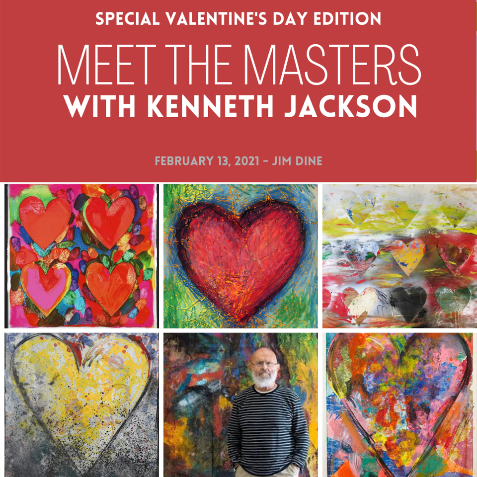 Special Valentine's Meet the Masters Event - Free Event Registration!