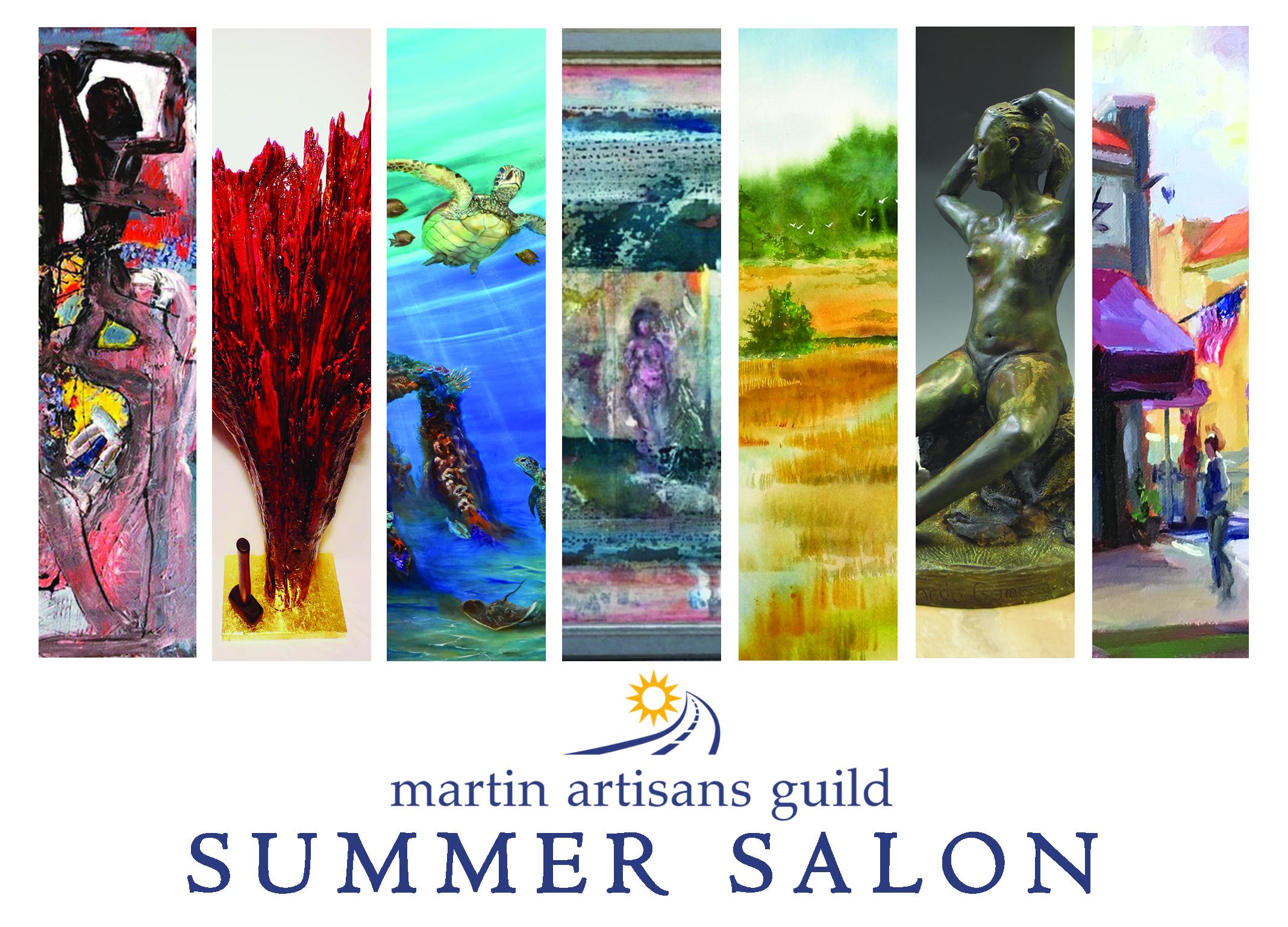 Martin Artisans Guild Summer Salon