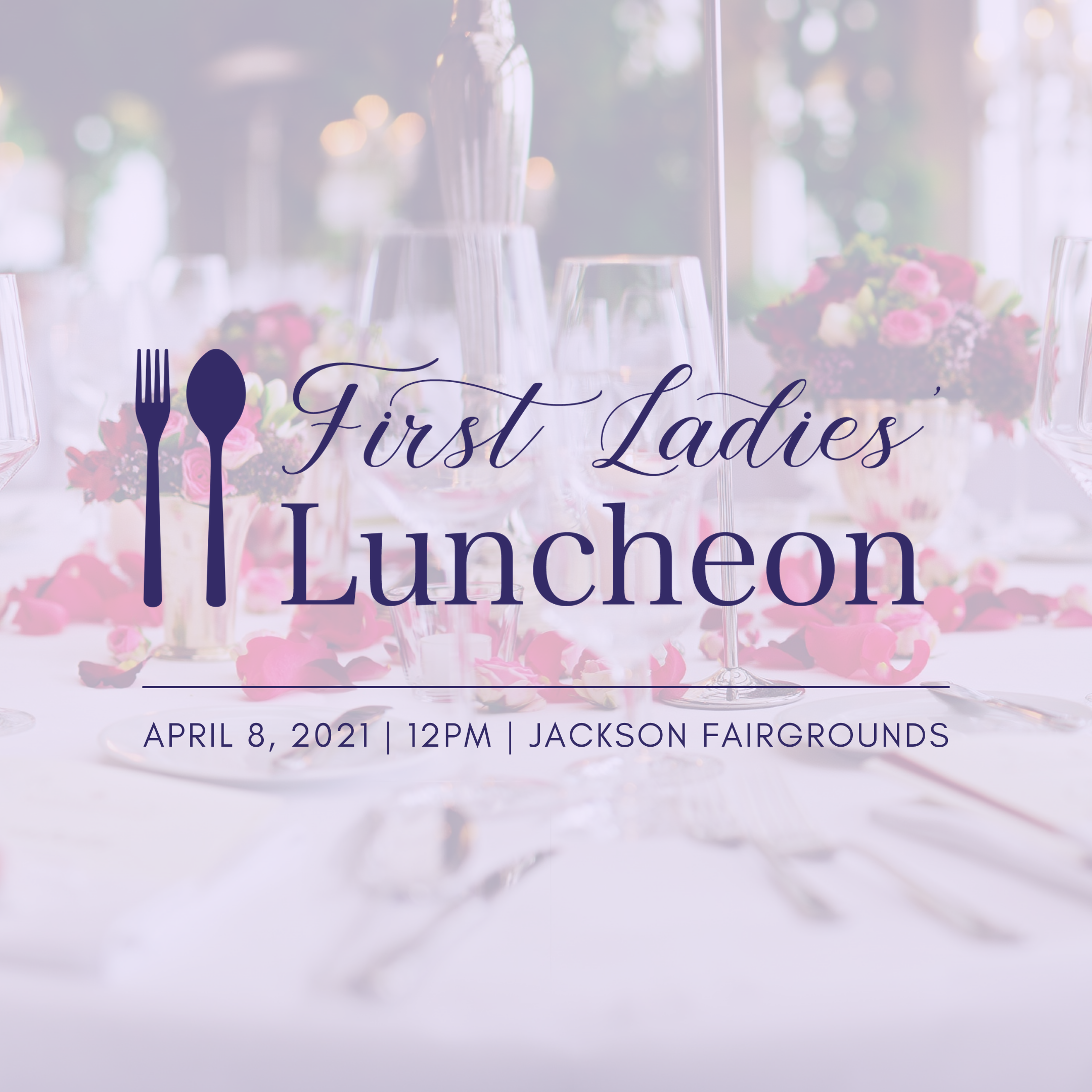 8th Annual First Ladies' Outdoor Luncheon