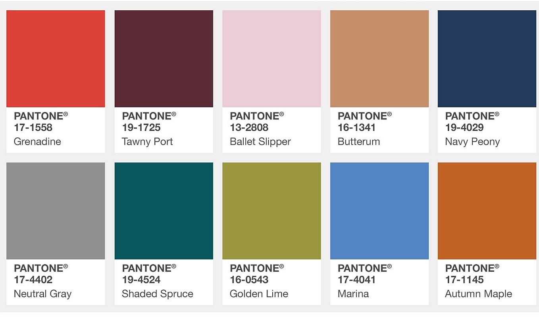 Pantone spring 2017 colors pantone 17 1558 grenadine malvernweather Choice Image