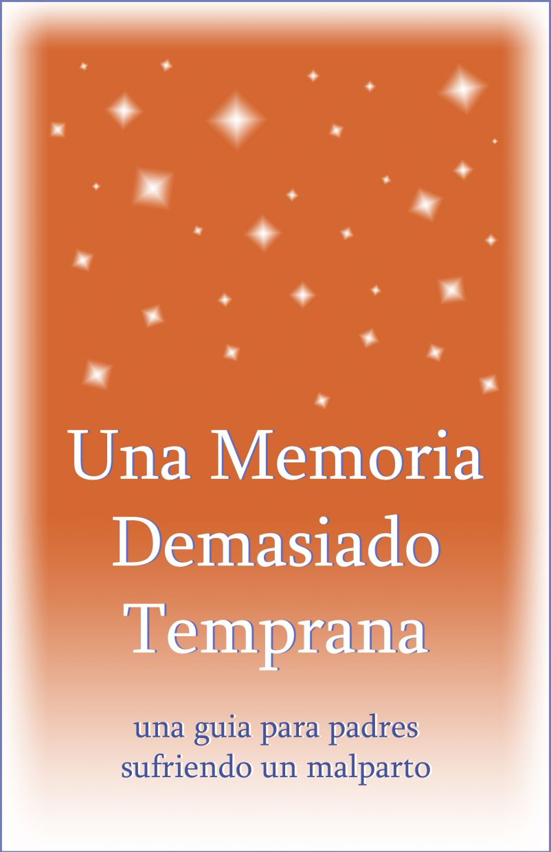 Una Memoria Demasiado Temprana (Too Soon a Memory - Spanish version)