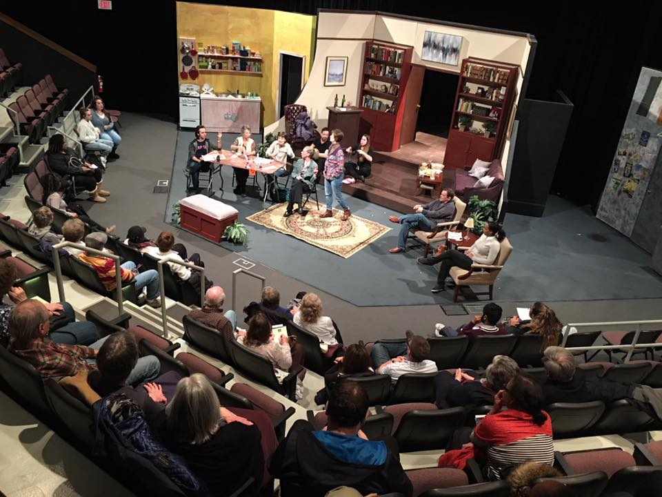 Not Taken For GRANTed: Buffalo Theatre Ensemble
