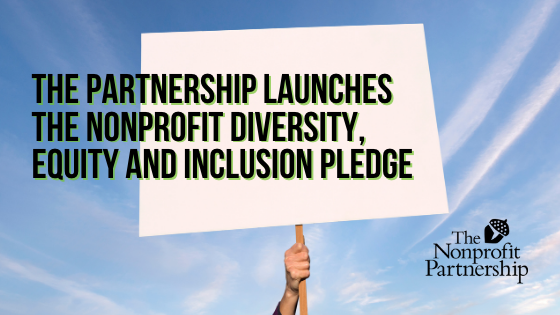 The Partnership Launches the Nonprofit Diversity, Equity and Inclusion Pledge