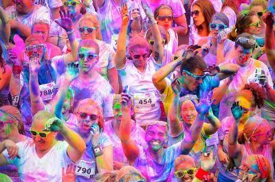 Volunteers Needed at Color Me Rad 5k
