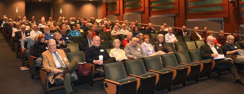 2017 Spring Program Audience
