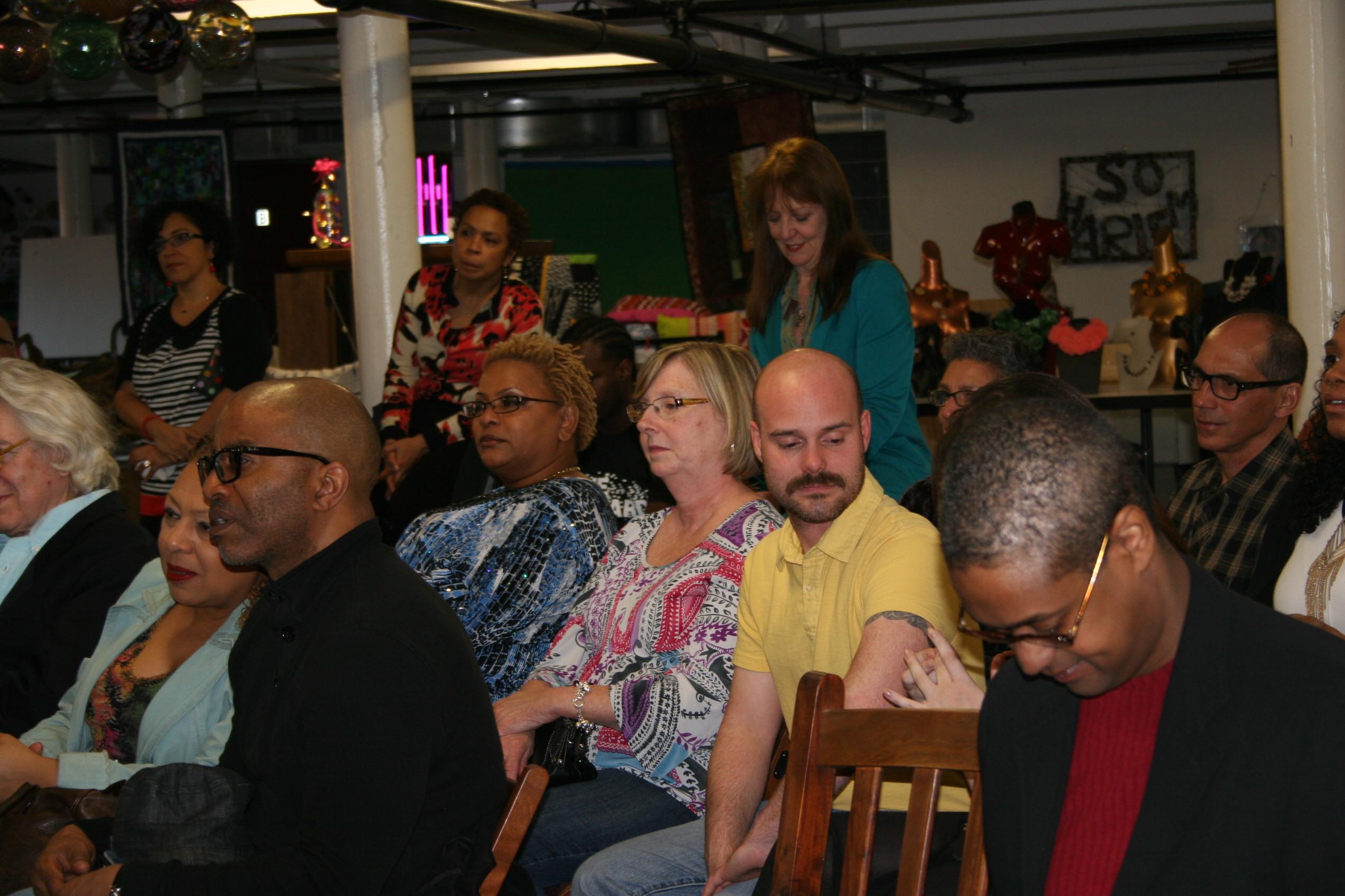 Public Program Audience