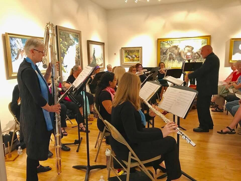 Treasure Coast Flute Choir