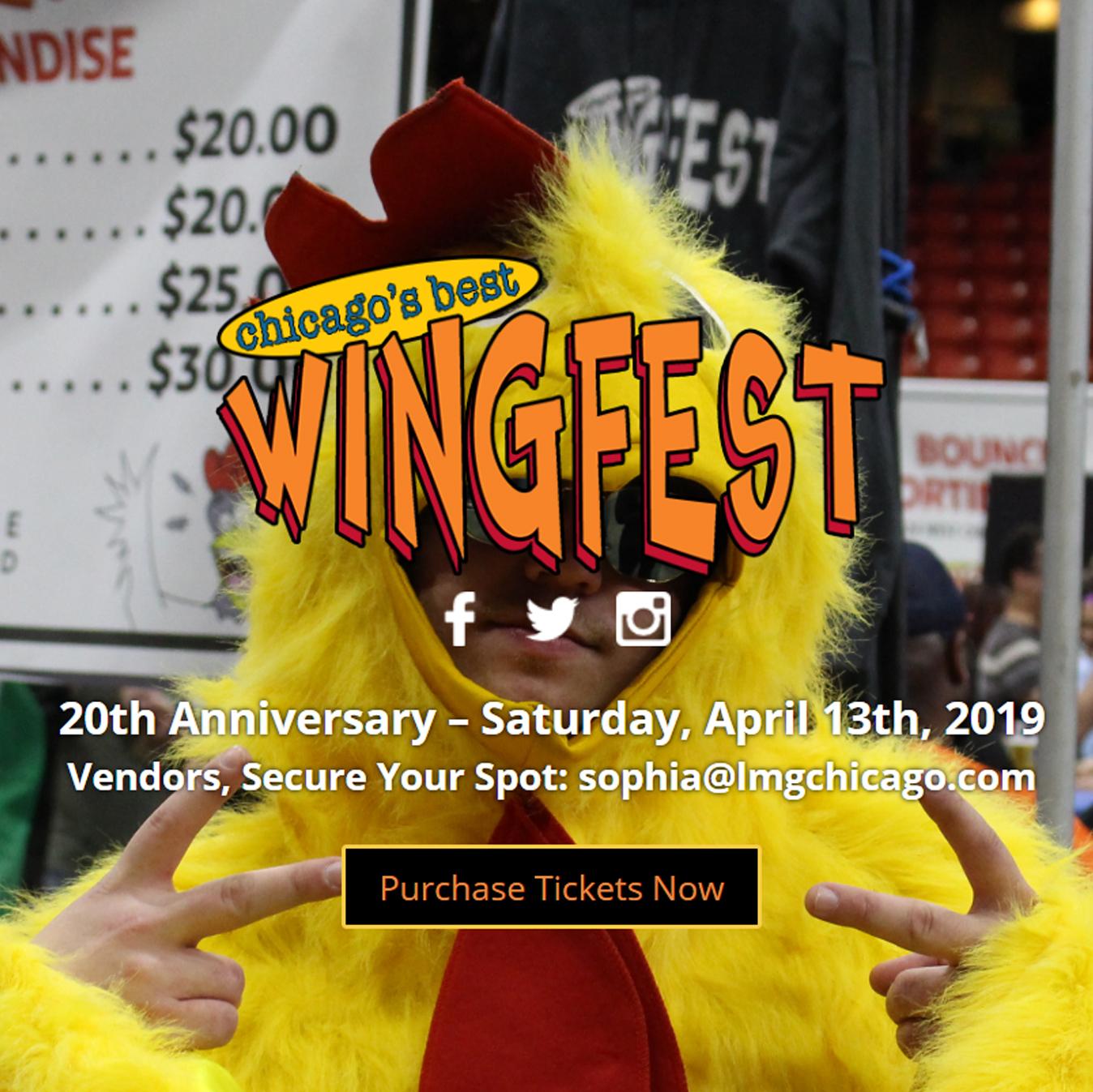 Chicago's Best WingFest
