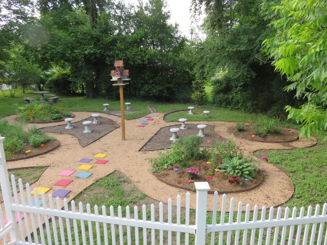 Children's Sensory Garden
