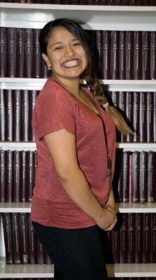 Ashley Valdez-Tellez - Gholson High School Graduate