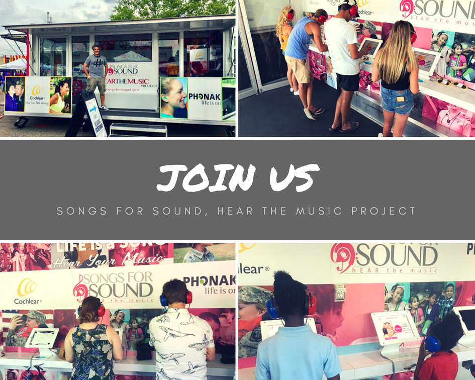 Hear the Music Project (Free Hearing Clinic Events)