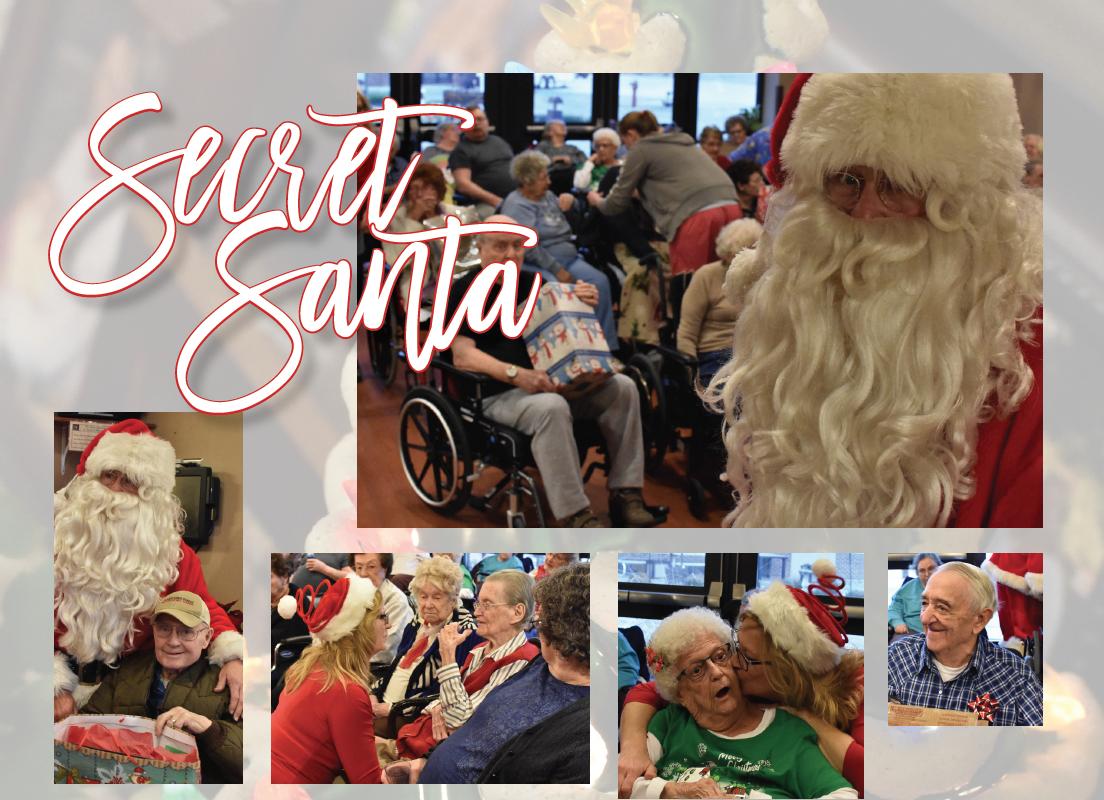 2017 Secret Santa Visit