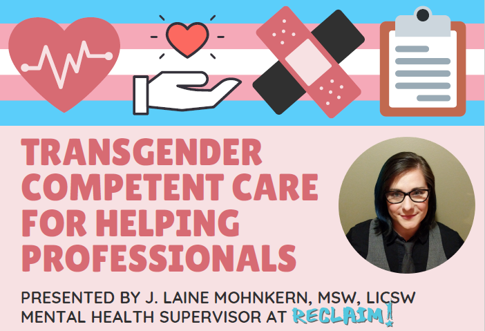 Transgender Competent Care for Helping Professionals