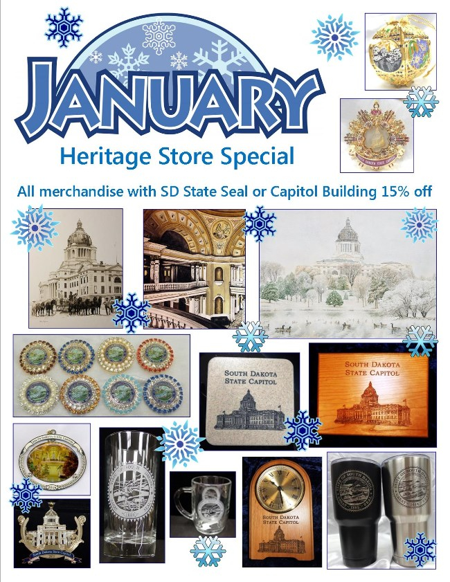 January Store Special