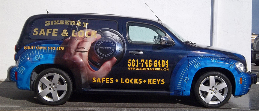Sixberry Locksmith HHR