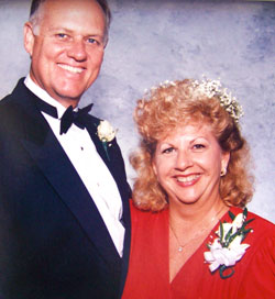 Steve and Ginny Mueller