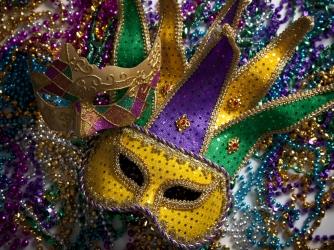 Mardi Gras in May!