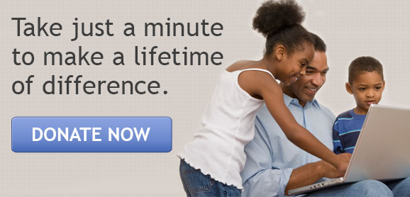 Donate - Lifetime of Difference