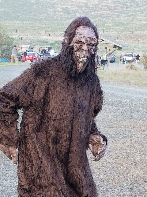 Sasquatch back for another 5K race at Dry Creek