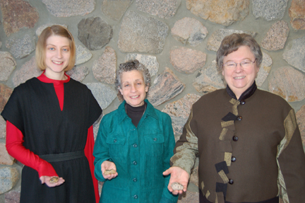 First Monastic Profession