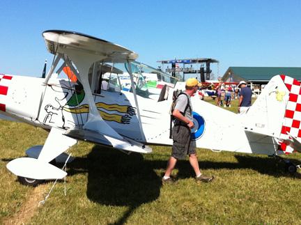 Oshkosh Fly In