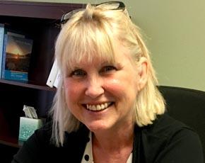 Judy Pohlman, Finance Director