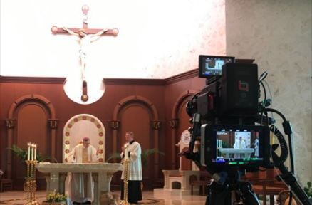 TELEVISED AND LIVE STREAMED MASSES AND ONLINE WORSHIP RESOURCES