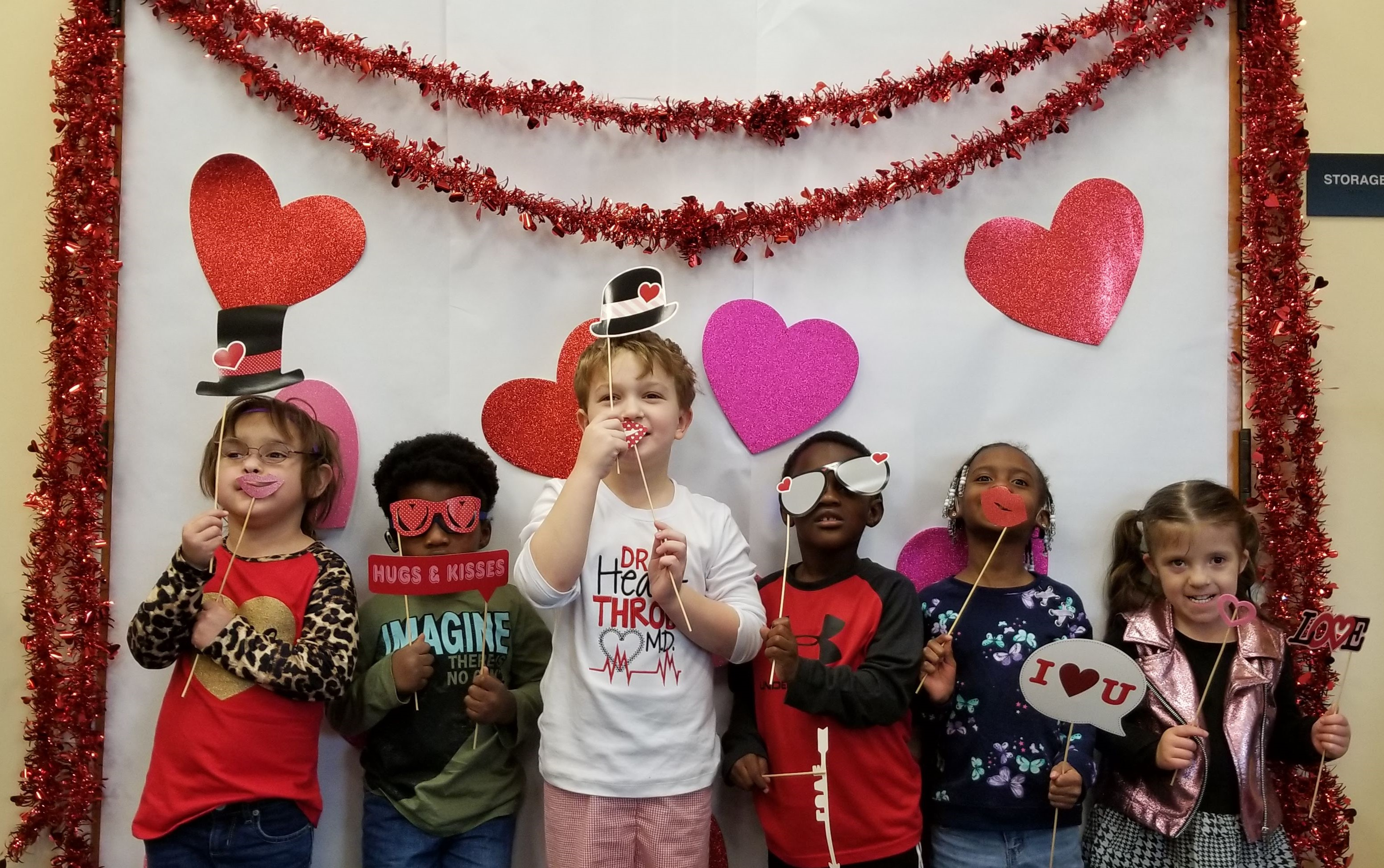 Valentine's Day at MOSD!
