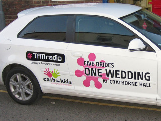 Vehicle graphics and vehicle lettering in Bend Oregon
