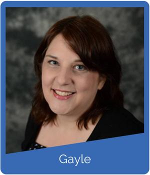 Gayle - Ovarian Cancer