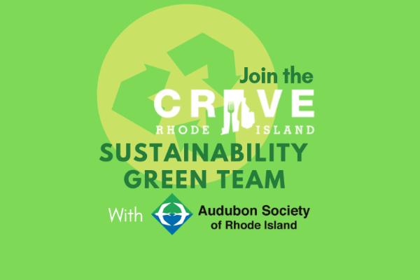 Crave RI food festival, volunteer opportunity, CVS Health Charity Classic, environmental conservation grant, Audubon Society of Rhode Island