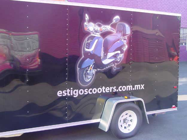 VEHICLE VINYL WITH PLOTTER