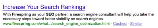 Increase Rankings