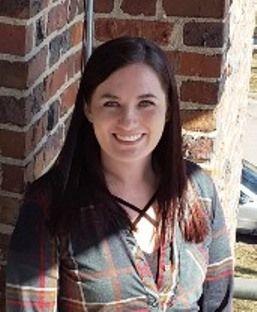 Volunteer Coordinator Amanda Conradt