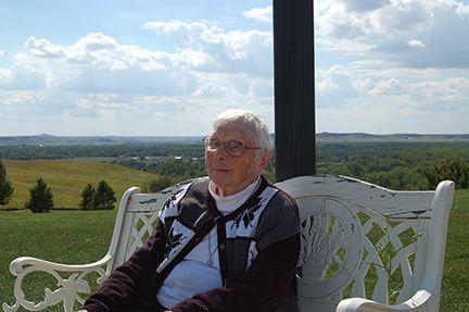 Vigil Reflection for Sister Jeanette Hinds, OSB
