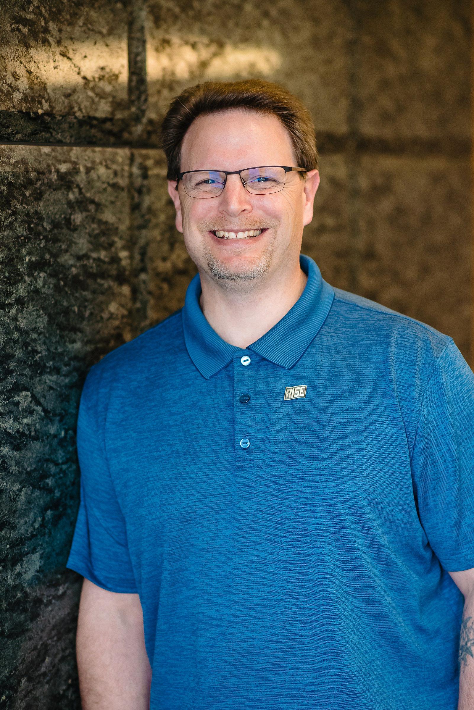 Jason Kotas, Re-Entry Specialist