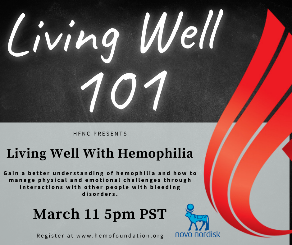 Living Well With Hemophilia
