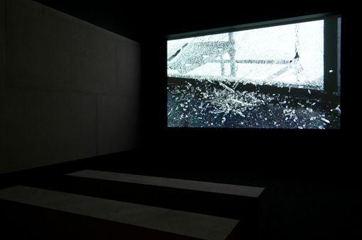 Iñigo Manglano-Ovalle, Always After (The Glass House) 2006