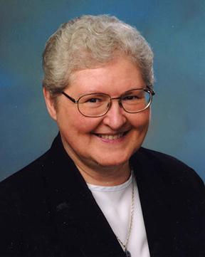Sister Rebecca Mayer, OSB - December 29, 2015