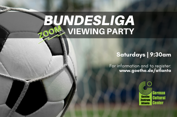 Bundesliga Zoom Viewing Party