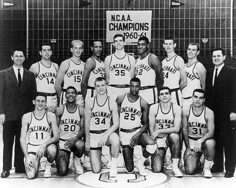 1962 NCAA National Champions