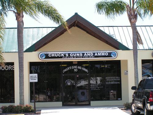 Chuck's Guns & Ammo