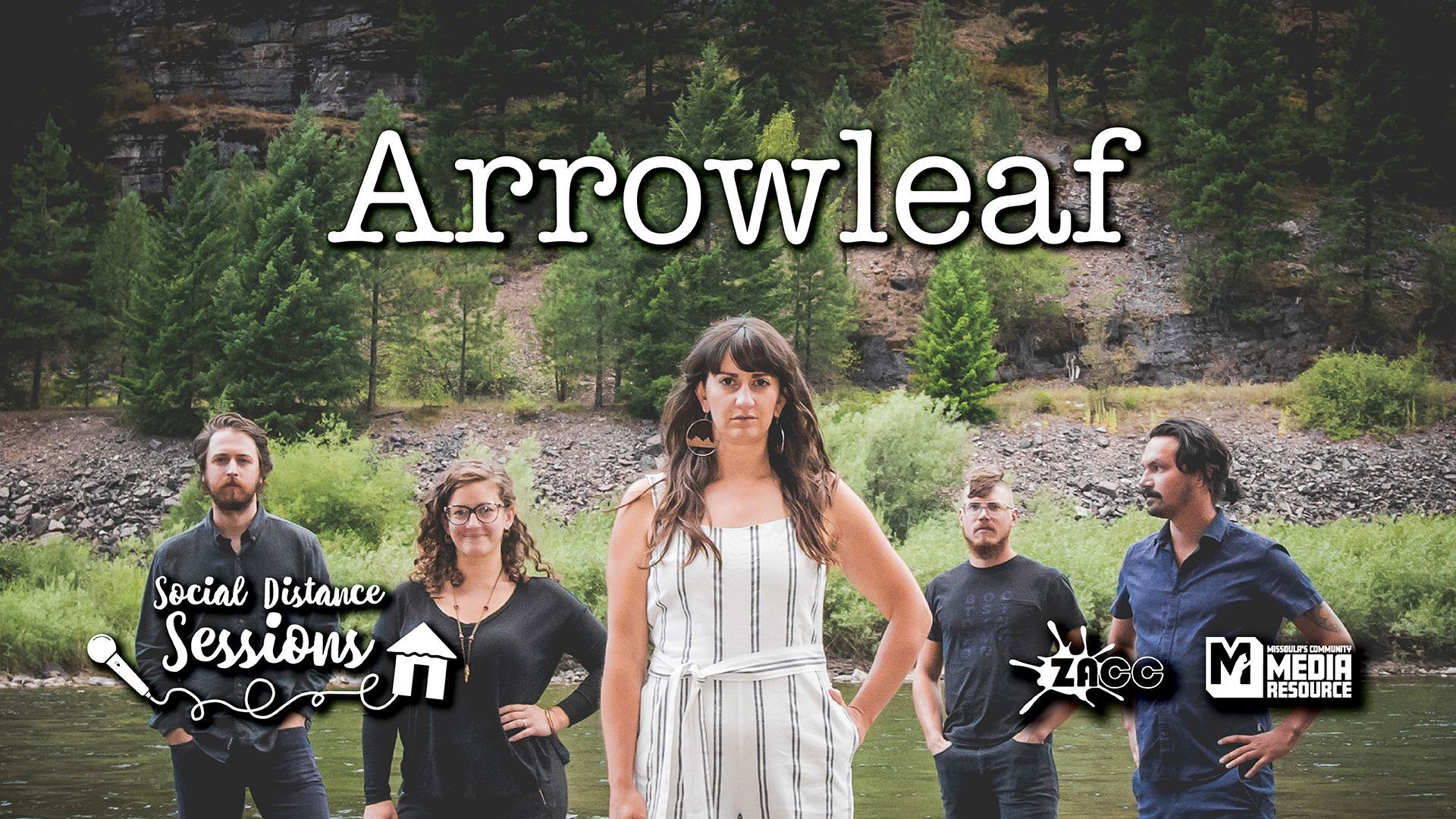 Social Distance Sessions: Arrowleaf