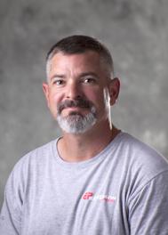 Brett Emerson, Press Operator