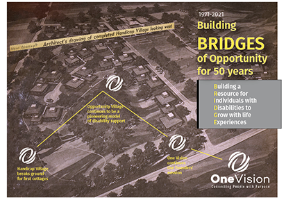 Building BRIDGES of Opportunity for 50 Years