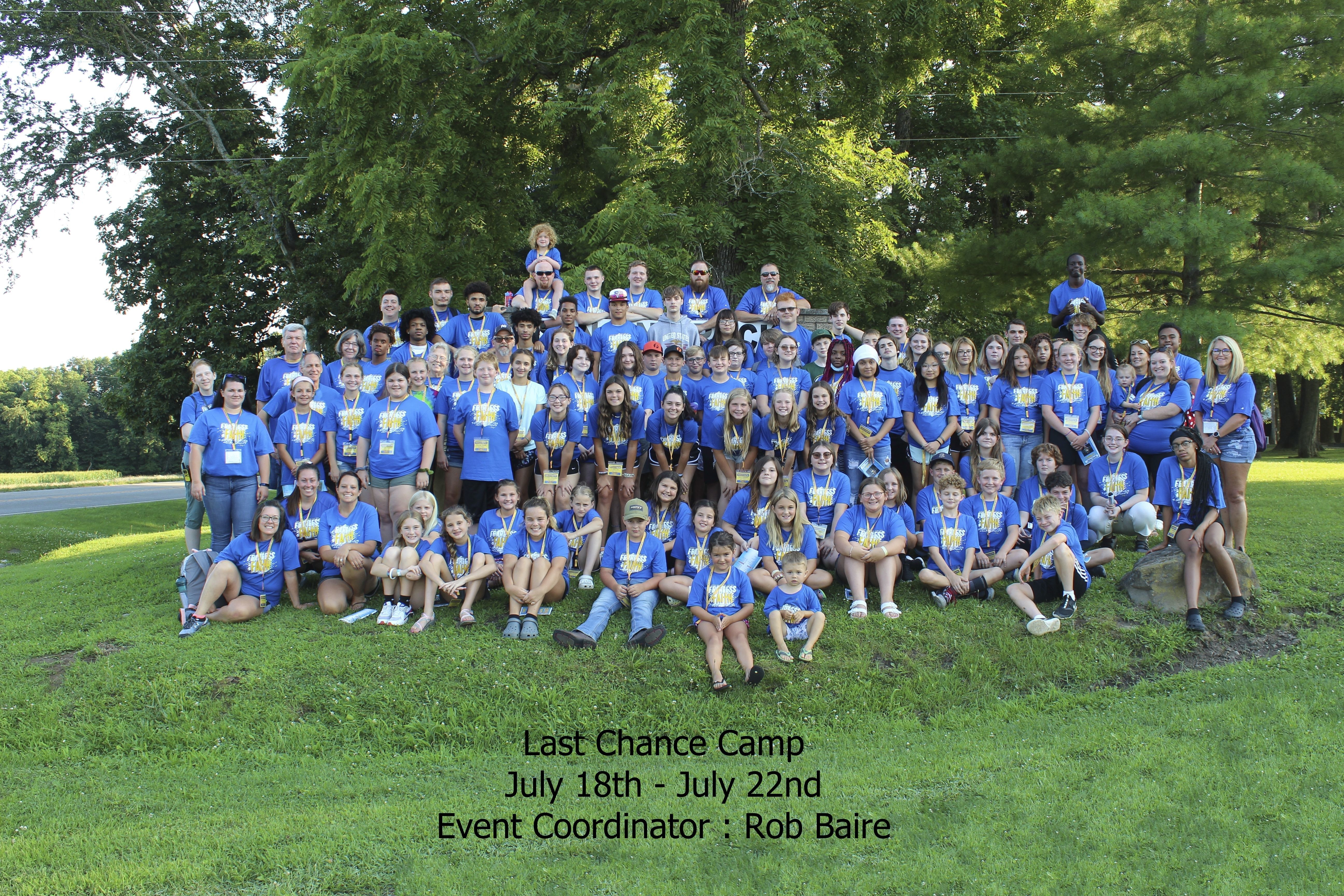 Last Chance Camp