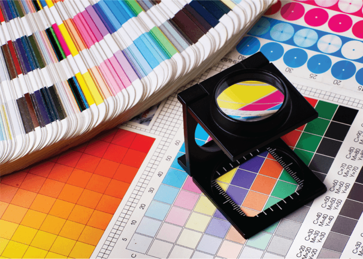 Commercial printing & graphic design