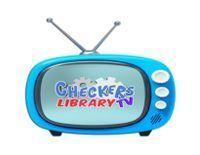New Virtual Library Program! Checkers Library TV!!