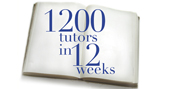 Statewide Tutor Recruitment Campaign Results in 755 New Volunteers